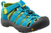 Keen Newport H2 Sandals Youth Hawaiian Blue/Green Glow